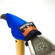 Poignée isolante (bleu) / Insulated handle (blue)