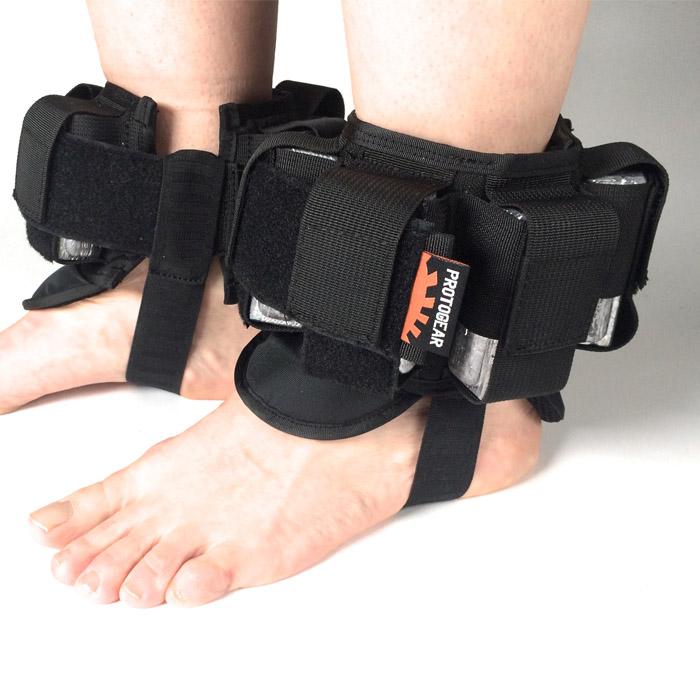 Système pour chevilles / Ankle weight system