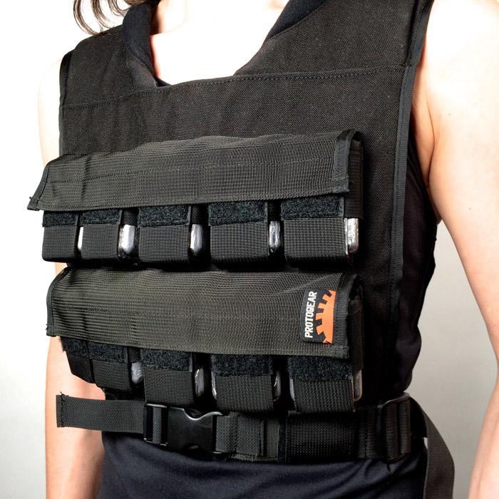 Veste lestée / Weight vest