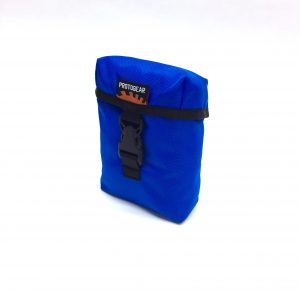 Pochette multiusage (bleu) / Multipurpose pouch (blue)