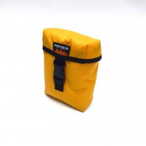 Pochette multiusage (jaune) / Multipurpose pouch (yellow)